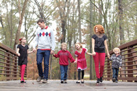 East Texas Family Portraits by Melissa Schaetz